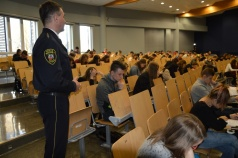 """II etap X Kujawsko – Pomorskiej Olimpiady Wiedzy o Bezpieczeństwie """"Bezpieczny i przyjazny region"""""""