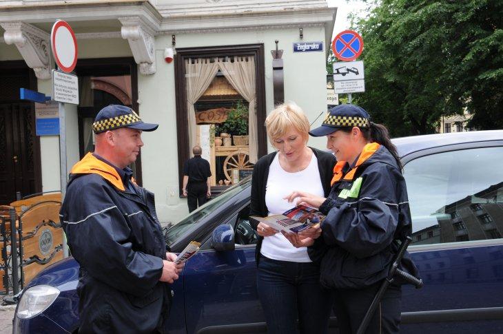 Październik w toruńskiej Straży Miejskiej – podsumowanie działań