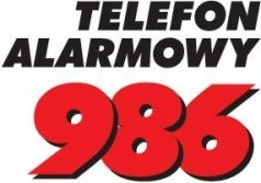 Telefon alarmowy do Straży Miejskiej 986